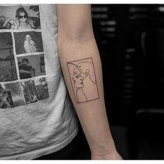 Minimal Tattoo By Joice Wang - http://tattooideas22.com/minimal-tattoo-joice-wang/