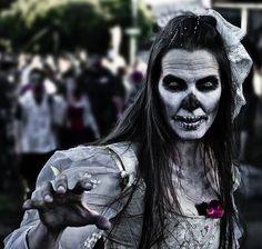 Corpse Bride by Dave Zombie, via Flickr