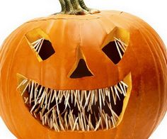 This will be our newest Jack-o-lantern family addition
