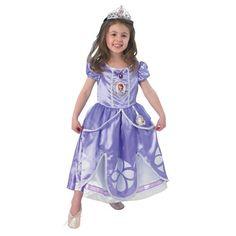 Disney - I-889548m - Costume - Déguisement Luxe - Sofia - Taille M