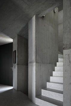 House T, Zuoz, 2012 - Men Duri Arquint
