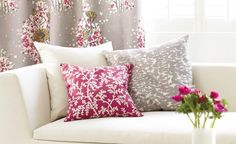 Romo Sapota Fabrics available to buy online at Bryella. Call 01226 767124 for a competitive price.