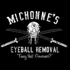 Michonne The Walking Dead T Shirt   eBay