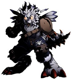 ワーガルルモン WereGarurumon (By:http://dminfinity.blog136.fc2.com)