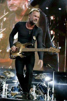 Sting best musician in the world