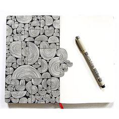 2015 #sketchbook spread #lcongdonsketchbook