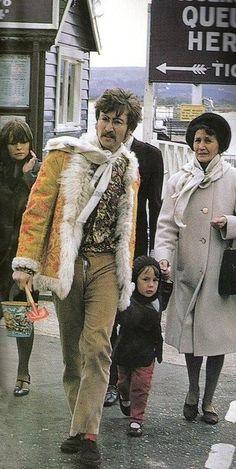John, Julian and Mimi