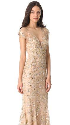 Gorgeous Gown! Reem Acra.