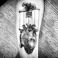 INKED UP | ingravidos: Amazing #tattoo #art by...