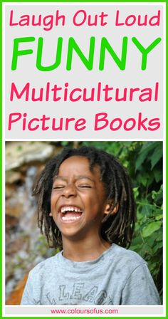 Laugh Out Loud Funny MultiLaugh Out Loud Funny Multicultural Children's Books, Ages 4 to 10cultural Children's Books