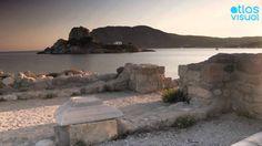 Kos Island - Agios Stefanos - AtlasVisual Kos, Mount Rushmore, Greece, Island, Mountains, Videos, Beach, Nature, Travel