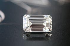 2.37Ct I - VVS2 Emerald Cut #Diamond Emerald Cut, Rings For Men, Diamonds, Jewelry, Men Rings, Jewlery, Schmuck, Diamond, Jewelery
