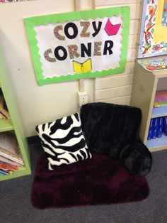 53 Best Cozy Corner Ideas Images Behavior Day Care Occupational