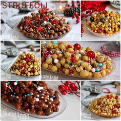 Sicilian Recipes, Pan Dulce, Mini Desserts, Fried Chicken, Fries, Biscuits, Holiday, Christmas, Gluten Free