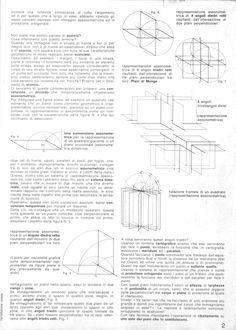 proiezioni ortogonali, edizione 1977 autore Umberto Cranchi