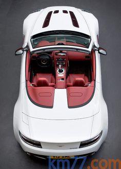 Aston Martin Vantage Roaster