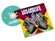 Los Amigos Invisibles - NEW CD