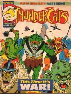 Thundercats (Volume) - Comic Vine