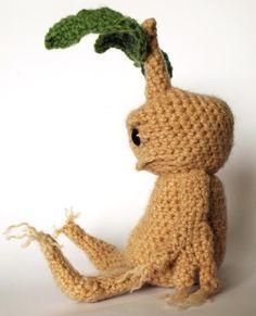 Amigurumi Mandrake : 1000+ images about Mandrake Crochet on Pinterest Free ...