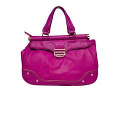 Olivia + Joy Suspect Satchel Dark fuchsia up to 70% off | Handbags | Little Black Bag