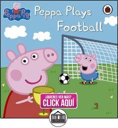 Peppa Pig: Peppa Plays Football: Peppa Plays Football E1 Entertainment ✿ Peppa Pig - Peppa La Cerdita ✿ ▬► Ver oferta: https://comprar.io/goto/B00BFVY8QU
