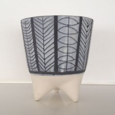 Located using retrostart.com > Vase by Roger Capron for Unknown Manufacturer
