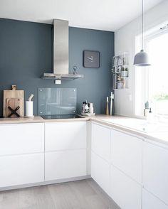 Awesome Moderne K che DesignsModerne K chenWei K chenK che IdeenSkandinavische K cheZuhause GestaltungGeometrischen MusternKitchen ModernAll White Kitchen