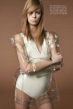 Publication: Vogue Italia May 2014 Model: Lexi Boling Photographer: Steven Meisel Fashion Editor: Karl Templer Hair: Guido Palau Make-up: Pat McGrath