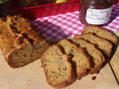 Pour ceux qui ne peuvent pas se passer de pain mais qui veulent éliminer le gluten de leur alimentation ! Voici un pain paléo rapide à faire et super bon !