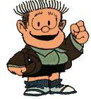 Mafalda/Manolito - (Quino)