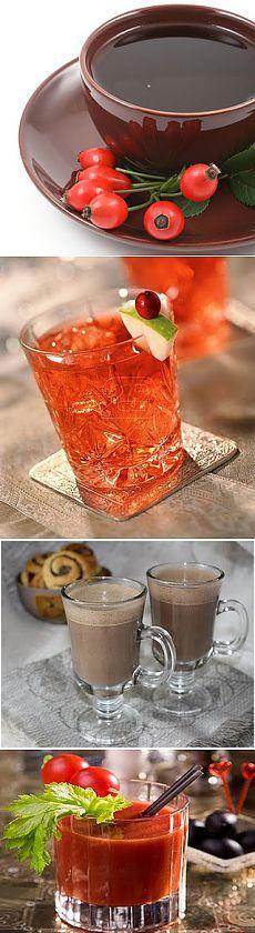 Напитки, рекомендованные при избыточном весе и при целлюлите.