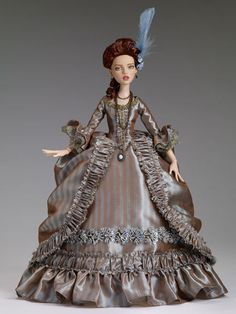 La Vie de Versailles - Deja Vu doll - for sale on EBAY by Tonner Doll