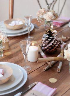 ISSUU - DIY & recettes pour un Noël naturel by Rose Sucre