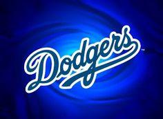 Let's go Dodgers! Dodgers Sign, Dodgers Nation, Dodgers Baseball, Baseball Teams, Baseball Mom, Los Angeles Dodgers Logo, I Love La, Dodger Blue, Yadier Molina
