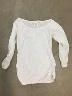1 stretchy white top #LAUnboundWhite #LAUnboundTops