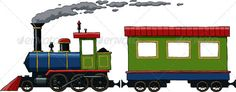 Realistic Graphic DOWNLOAD (.ai, .psd) :: http://vector-graphic.de/pinterest-itmid-1002285578i.html ... Locomotive ...  ancient, carriage, cartoon, engine, fun, isolated, locomotive, passenger, rails, railway, steam, train, transportation, vector, wagon  ... Realistic Photo Graphic Print Obejct Business Web Elements Illustration Design Templates ... DOWNLOAD :: http://vector-graphic.de/pinterest-itmid-1002285578i.html