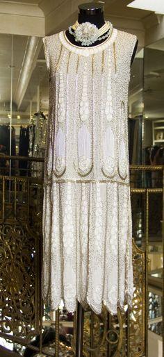 20's evening dress