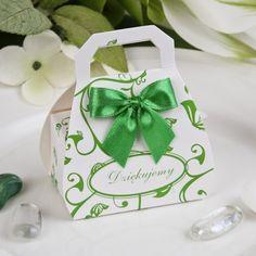 podziekowania-slubne-dla-gosci-kuf.motylek-zielony Gift Wrapping, Big Shot, Blog, Gifts, Liquor, Gift Wrapping Paper, Presents, Blogging, Gifs