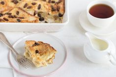 Old-Fashioned Bread-and-Butter Pudding Is Easy to Make