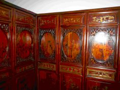 CHINESE WEDDING BEDS | Sydexim : Antique Chinese carved wedding bed ...