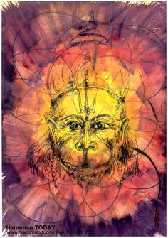 Friday, August 19, 2016  http://www.hanuman.today/product/august-19-2016/