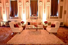 Wedding lounge accented with red and pinks | Bridalbliss.com | Portland Wedding | Oregon Event Planning and Design | Mosca Studio Photography Wedding Lounge, In Plan, Lounges, Red And Pink, Event Planning, Portland, Oregon, Bridal, Studio