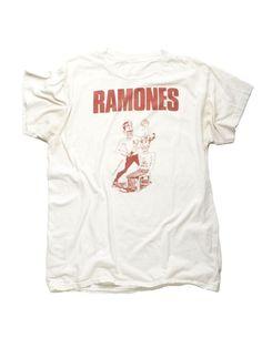 Ramones Teenage Lobotomy Vintage T-Shirt 1980 s   SOLD 42980523835