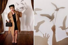 "Alfred Hitchcock ""The Birds"" Themed Halloween Party 