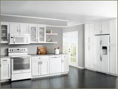 White Kitchen Appliances are Trending White Hot | Kitchen trends ...