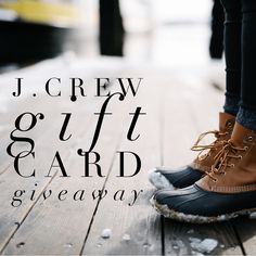 GIVEAWAY DETAILS Prize:$200 J.Crew Gift Card Co-hosts: Dorky's Deals// Coupons and Freebies Mom// Jenns Blah Blah Blog// Pretty Thrifty// The Mommyhood Mentor®// Surviving Mommy// Bill Hiatt's Education Website// Angie's Angle// My Dairy Free Gluten Free Life// 21st & Main// Mommies with Cents// Finger Click Saver// Heartbeats ~ Soul Stains// Better on a Budget// Fashiony Fab// …