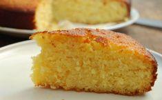 Νηστίσιμο κέικ πορτοκάλι με καρυδόψιχα