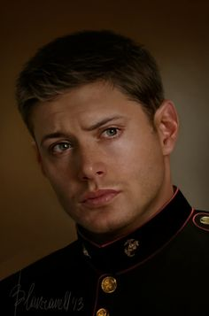 No. No. No.  Amazing as he may be, Jensen has not earned the right to wear this uniform.  And yes, i realize its a painting.