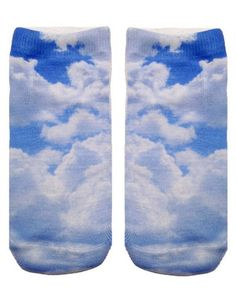 Living Royal SKY SOCKS at Shop Jeen - SHOP JEEN