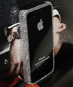 Apple iphone case Crystal iPhone 5 case Bling by iPhoneCasesStore, $18.70